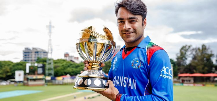 Rashid Khan is the world's Top T20 bowler.