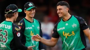 Melbourne Stars can win the 2019/20 Big Bash.